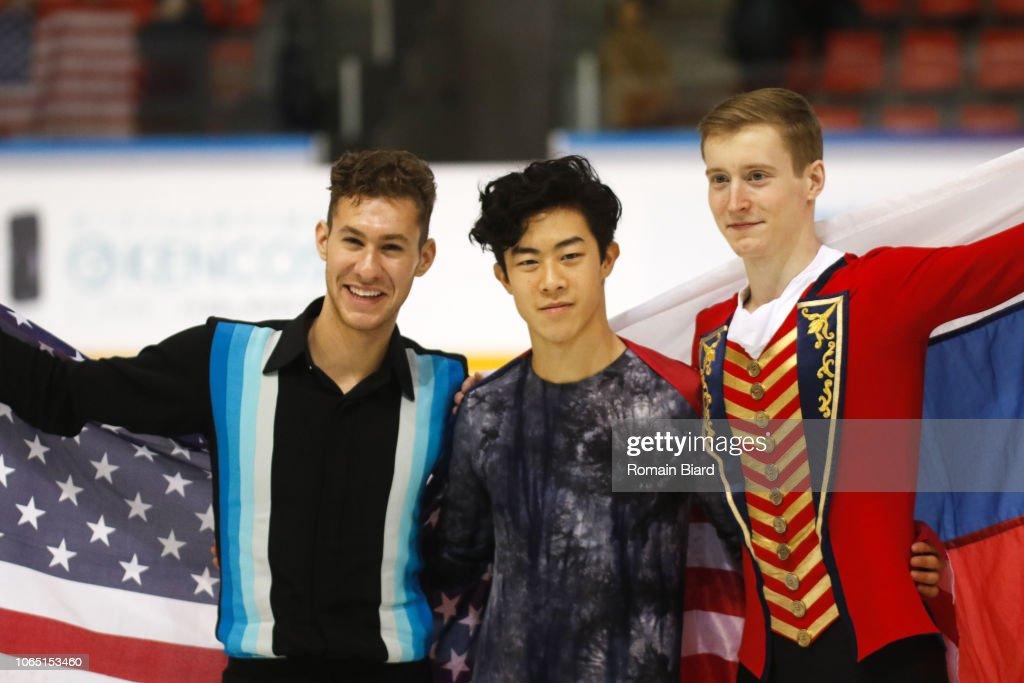 French Internationals of Grenoble - Figure Skating : Fotografía de noticias