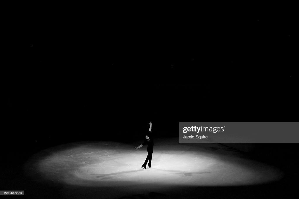 2017 U.S. Figure Skating Championships - Day 4