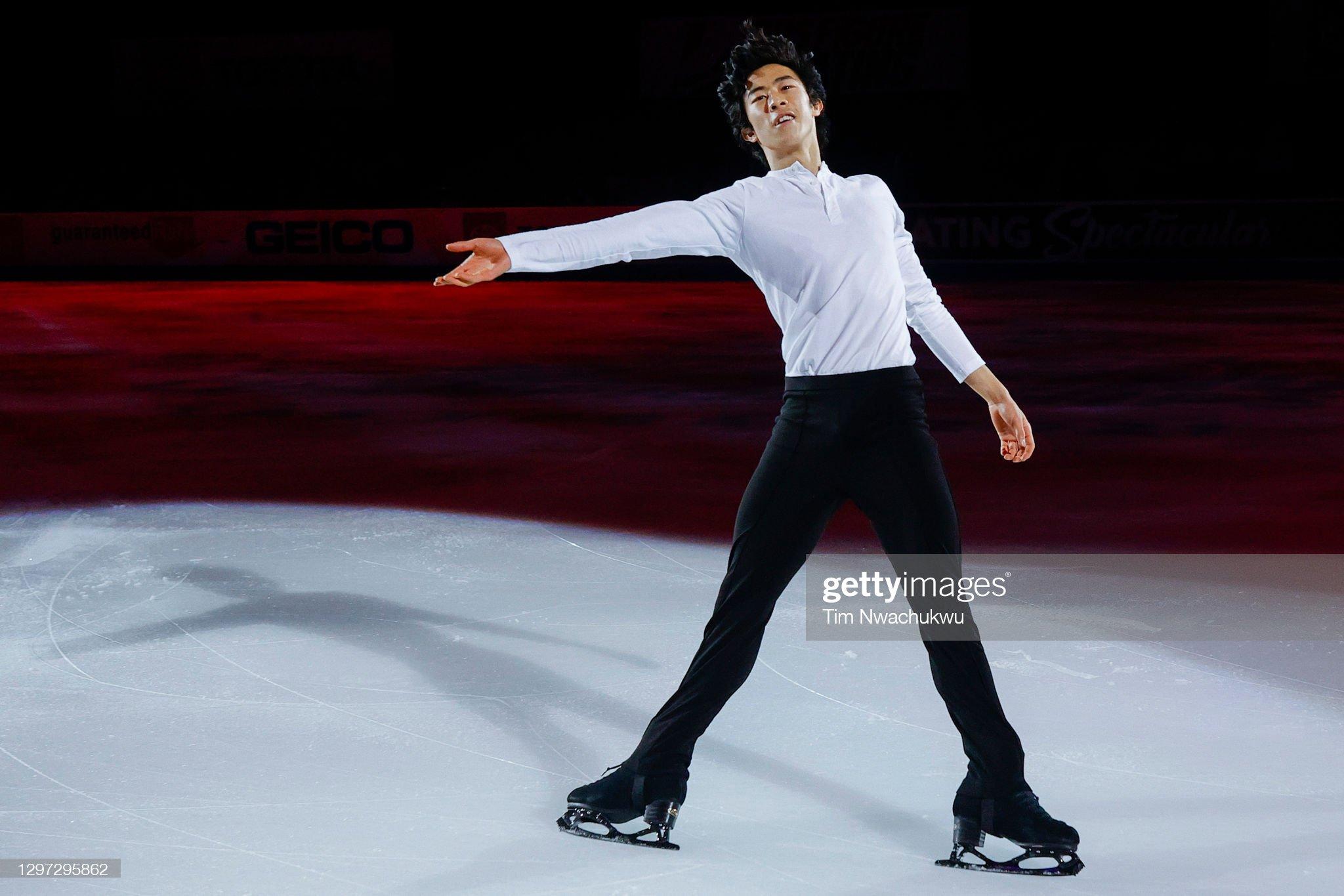 U.S. Figure Skating Championships : ニュース写真
