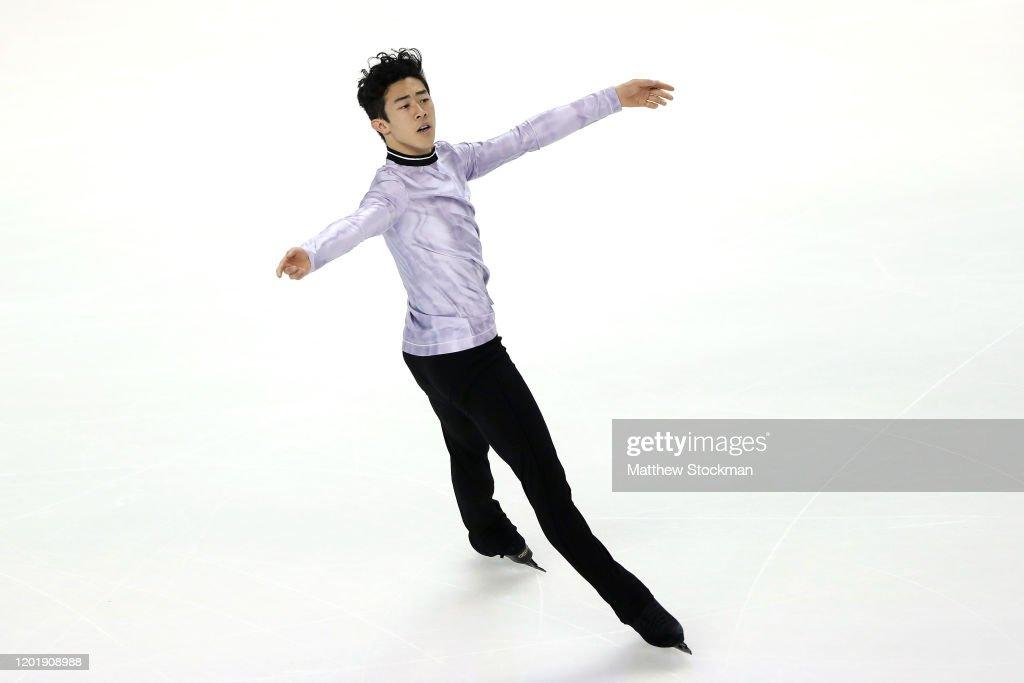 2020 U.S. Figure Skating Championships - Day 6 : News Photo