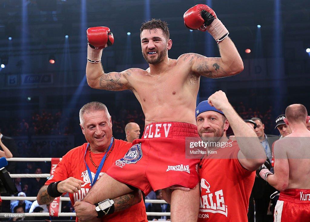 Juergen Braehmer v Nathan Cleverly - WBA Light Heavyweight World Championship