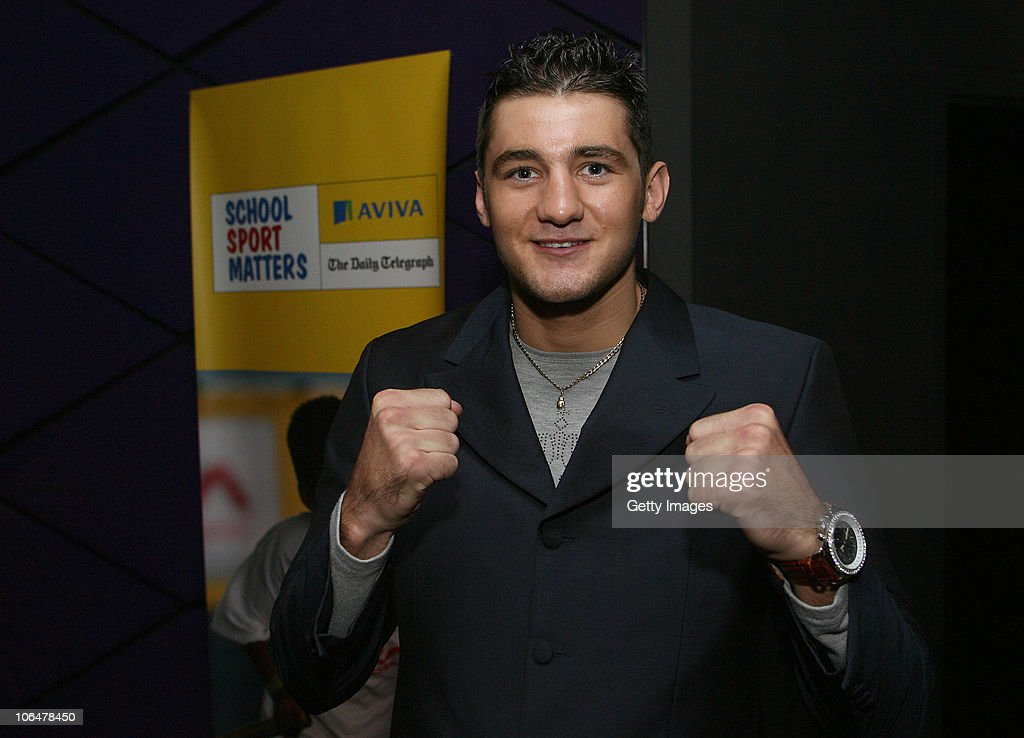 Aviva and Daily Telegraph School Sport Matters Awards 2010 : News Photo