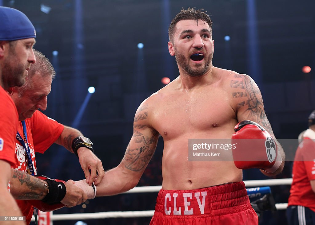 Juergen Braehmer v Nathan Cleverly - WBA Light Heavyweight World Championship