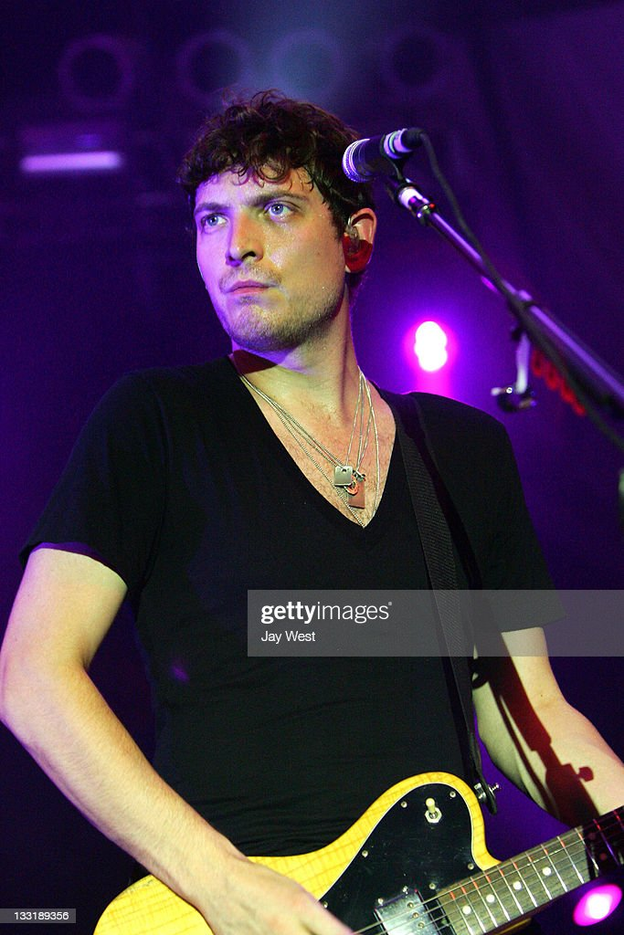 Snow Patrol In Concert - Austin, Texas