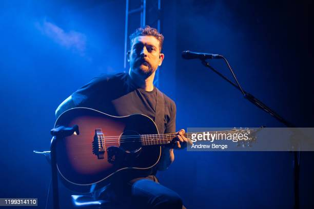 Nathan Connolly of Snow Patrol perform at O2 Academy Leeds on January 13, 2020 in Leeds, England.