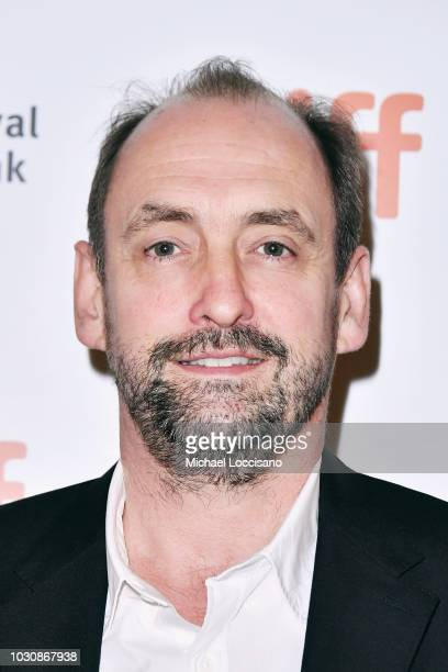 Nathan Crowley attends the First Man premiere during 2018 Toronto International Film Festival at The Elgin on September 10 2018 in Toronto Canada