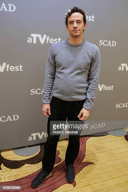 Nathan Darrow attends 4th Annual aTVfest on February 5 2016 in Atlanta Georgia