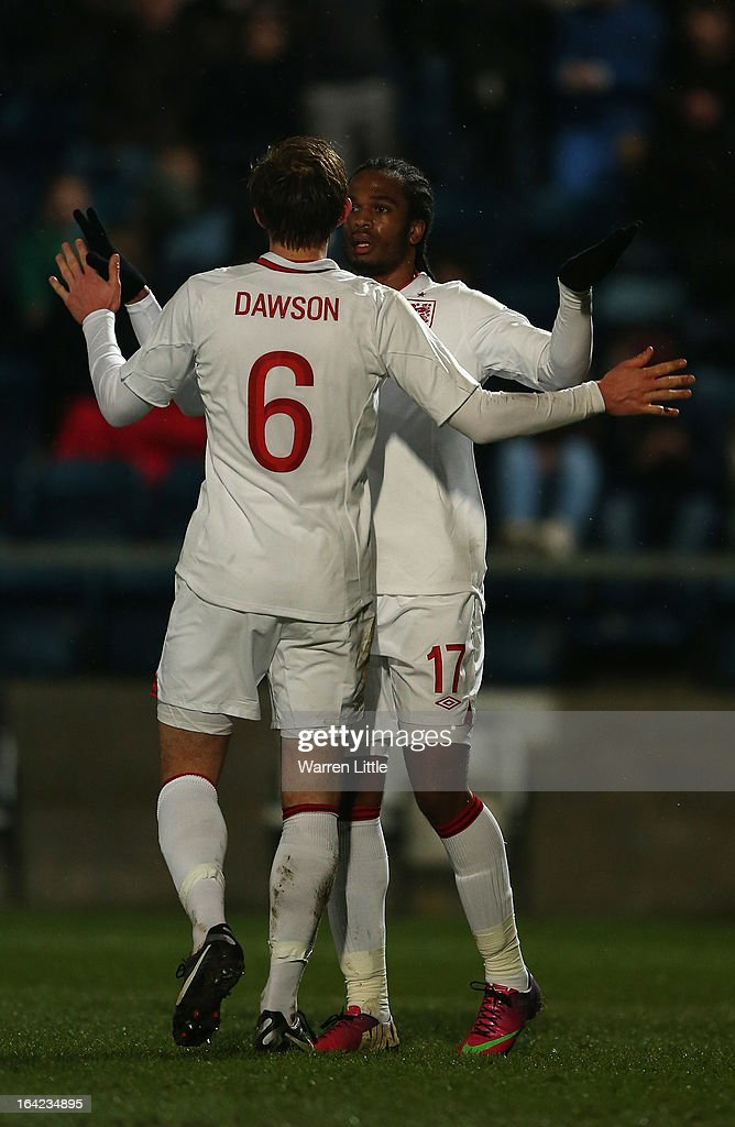 England U21 v Romania U21 - International Match
