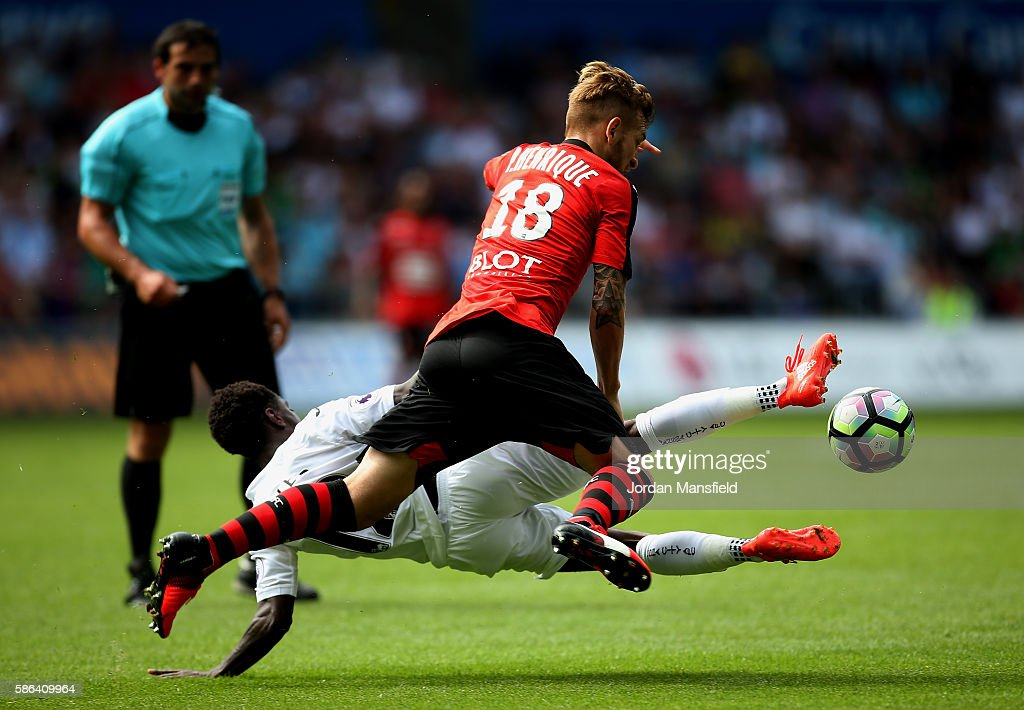 Swansea City v Stade Rennais - Pre-Season Friendly