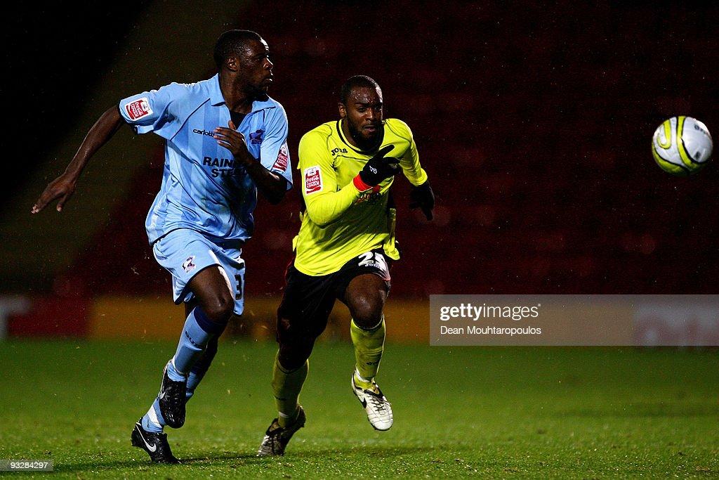 Watford v Scunthorpe United