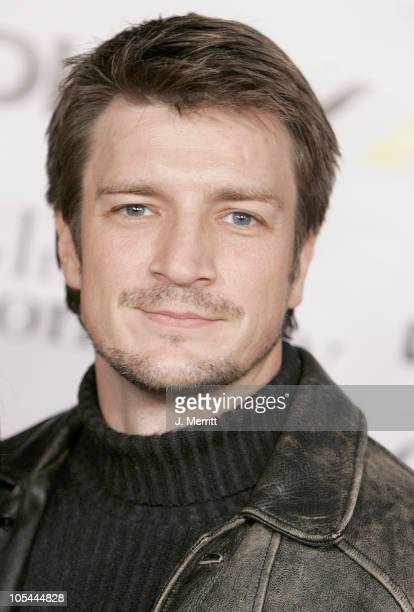 Nathan Fillion during 'In Good Company' World Premiere Arrivals at Grauman's Chinese Theater in Hollywood California United States