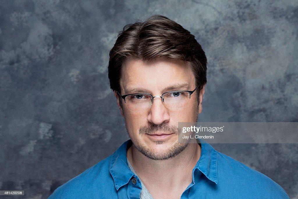 Comic Con Portraits, Los Angeles Times, July 12, 2015