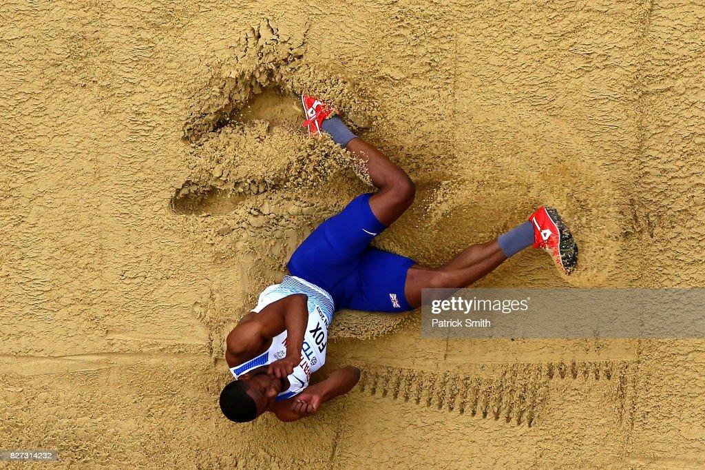 16th IAAF World Athletics Championships London 2017 - Day Four : News Photo