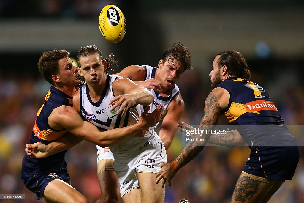 AFL Rd 3 - West Coast v Fremantle