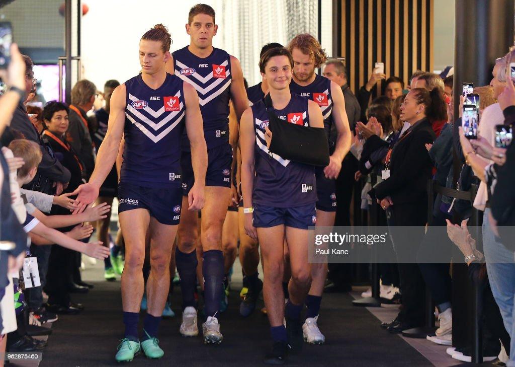 AFL Rd 10 - Fremantle v North Melbourne