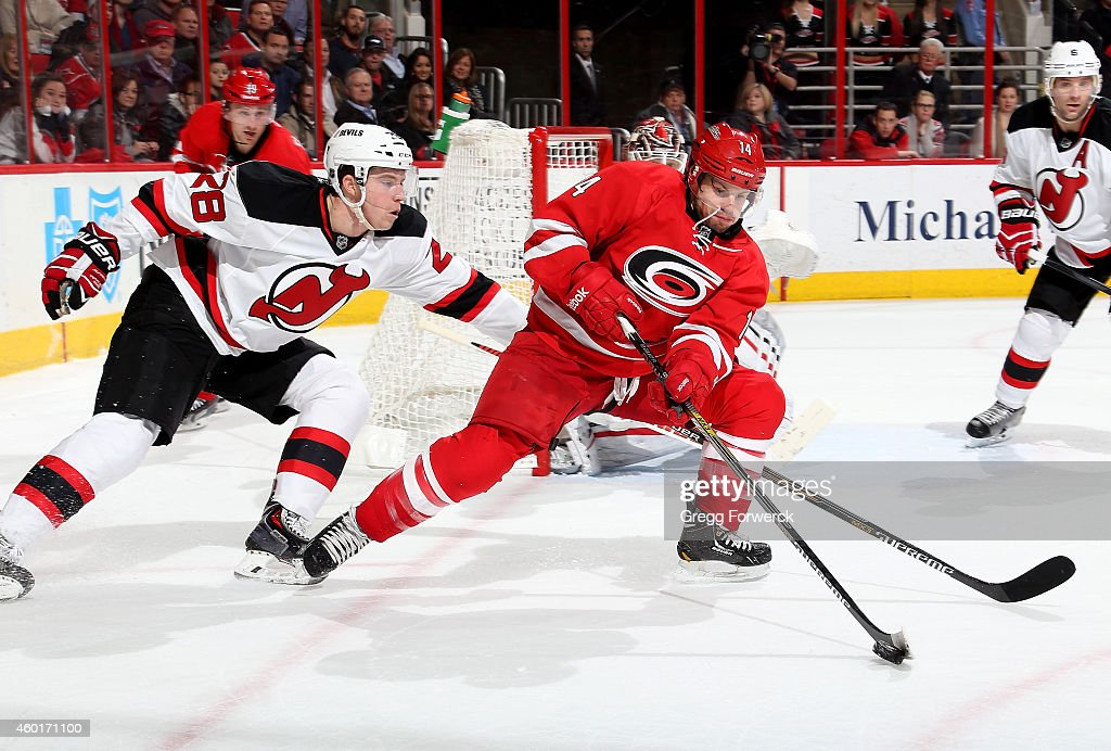 New Jersey Devils v Carolina Hurricanes
