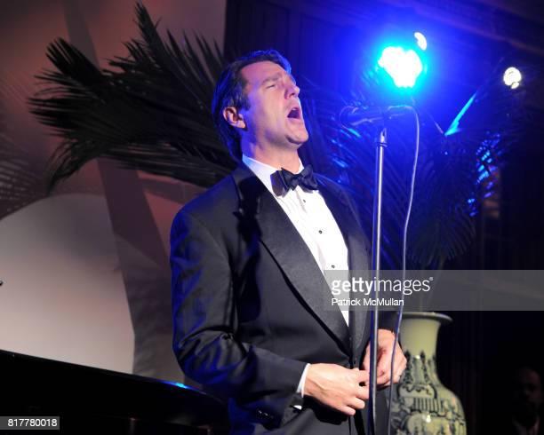 Nathan Gunn attend VIP MASKED BALL for Susan G Komen Headlined by Sir Richard Branson Katie Couric Cornelia Guest HM Queen Noor and Robert Wojtowicz...