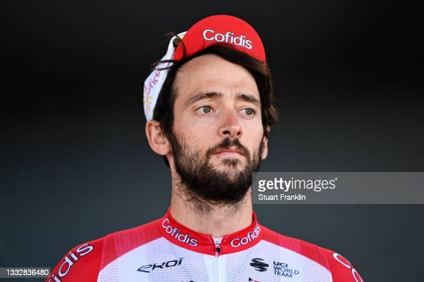 Nathan Haas of Australia and Team Cofidis prior to the 8th Arctic Race Of Norway 2021, Stage 3 a 184,5km stage from Finnsnes - Senja to Målselv -...