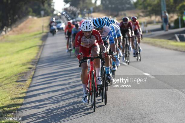 Nathan Haas of Australia and Team Cofidis Solutions Credits / Peloton / during the 4th Towards Zero Race Torquay 2020, Men Elite 130km race from...