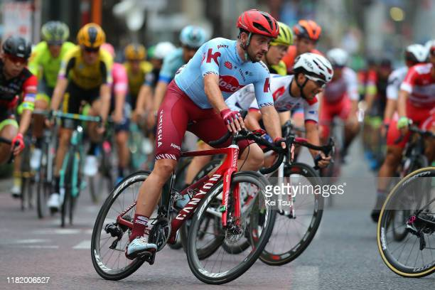 Nathan Haas of Australia and Team Criterium Special Riders / during the 28th Japan Cup 2019 - Criterium a 38,2km race from Utsunomiya to Utsunomiya /...