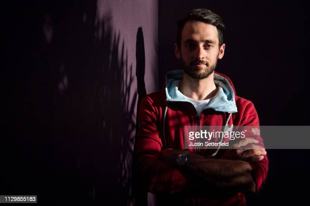 Nathan Haas of Australia and Team Katusha Alpecin / during the 10th Tour of Oman 2019 Top Riders Press Conference / #TOO2019 / on February 15 2019 in...