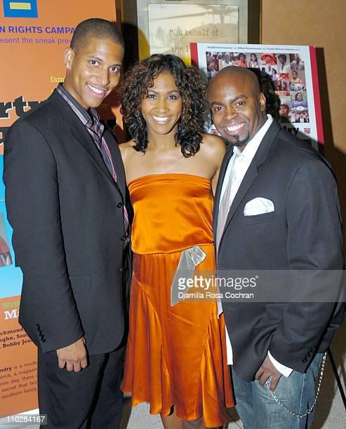 Nathan Hale Williams Terri Vaughn and Maurice Jamal