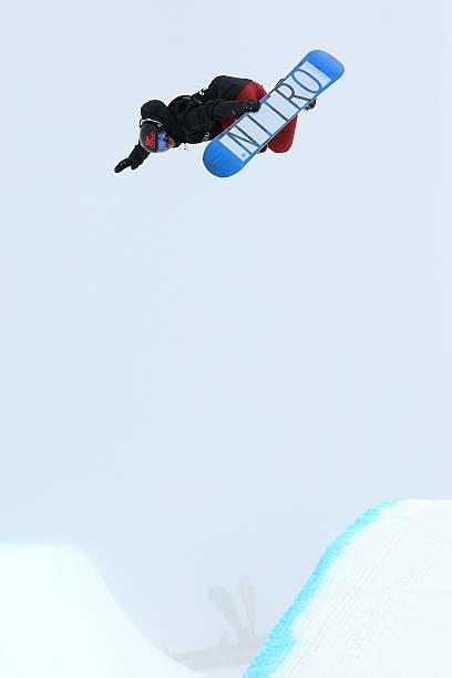 2016 U S Snowboarding Park City Grand Prix Snowboard