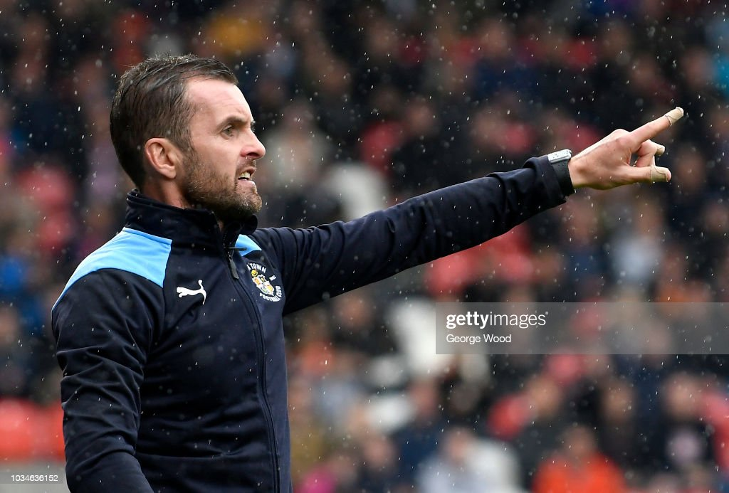 Doncaster Rovers v Luton Town - Sky Bet League One : News Photo
