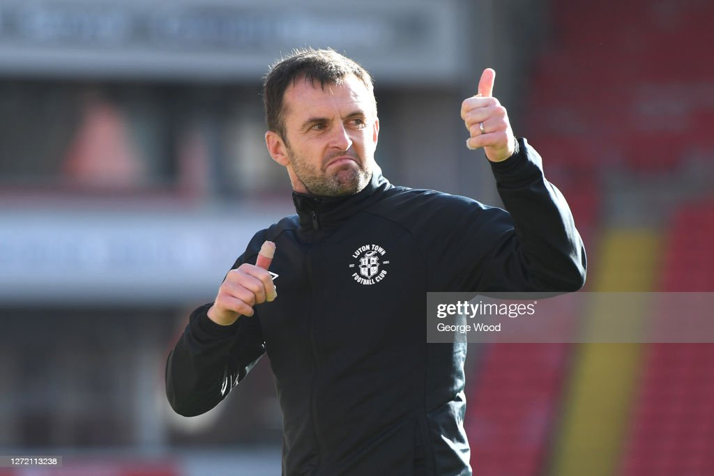 Barnsley v Luton Town - Sky Bet Championship : News Photo