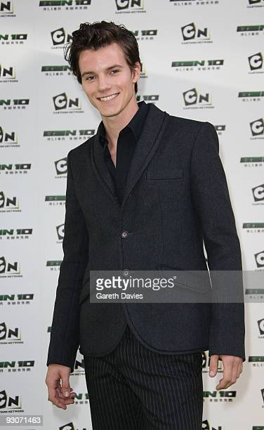 Nathan Keyes Star Of Ben 10 Alien Swarm At The Bens 10 Awards At