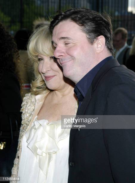 Nathan Lane and Bette Midler during Bette Midler's New York Restoration Project's 5th Annual Spring Picnic at Highbridge Park in New York City New...
