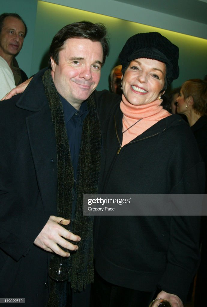 Nathan Lane and Liza Minnelli during Caron Foundation's Grand Opening of NYC Recovery Center Specializing in the Treatment of Drug and Alcohol Abuse in Adolescents at Caron's New York Recovery Center in New York City, New York, United States.