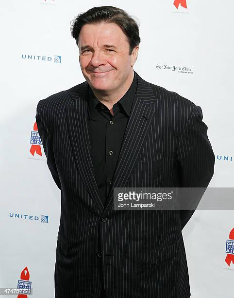 Nathan Lane attends Debra Monk's Birthday Bash at Gerald Lynch Theater on February 24 2014 in New York City