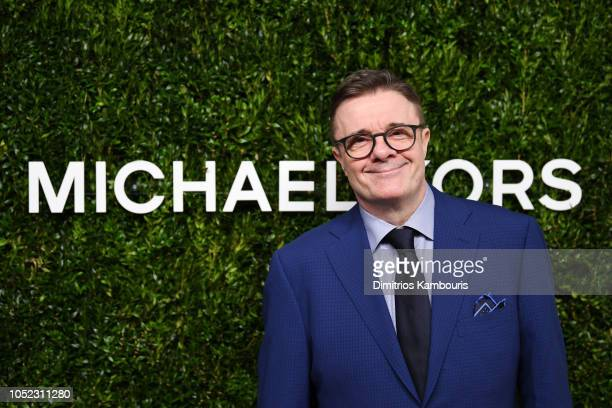 Nathan Lane attends God's Love We Deliver Golden Heart Awards at Spring Studios on October 16 2018 in New York City