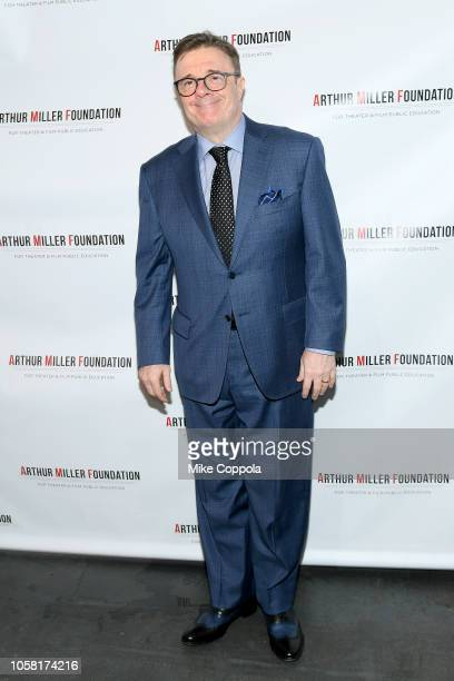 Nathan Lane attends the 2018 Arthur Miller Foundation Honors at City Winery on October 22 2018 in New York City