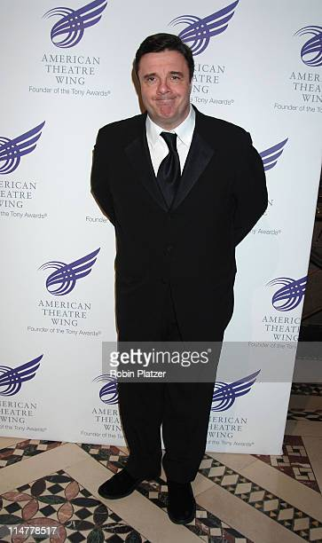 Nathan Lane during American Theatre Wing Spring Gala Honoring Matthew Broderick and Nathan Lane April 10 2006 at Ciprianis 42nd Street in New York...