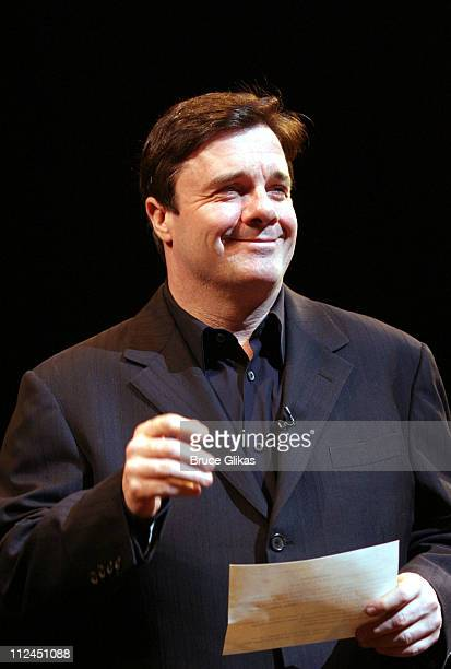 Nathan Lane during Nothing Like a Dame 2004 A Benefit for The Phyllis Newman Health Initiative and Broadway Cares/Actors Fund of America at The St...