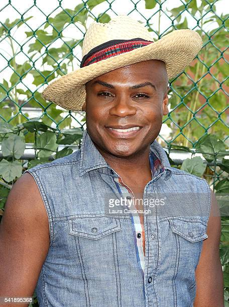 Nathan Lee Graham attends 6th Annual Broadway Sings For Pride Concert at JCC Manhattan on June 20 2016 in New York City