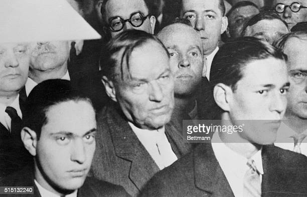 account of the murder case of nathan f leopold jr and richard a loeb Nathan freudenthal leopold jr (november 19, 1904 – august 29, 1971)  loeb  was murdered by a fellow prisoner in 1936 leopold was released on parole in  1958  richard loeb was born on june 11, 1905 in chicago to the family of  anna  in a letter to loeb, leopold wrote, a superman  is, on account of  certain.