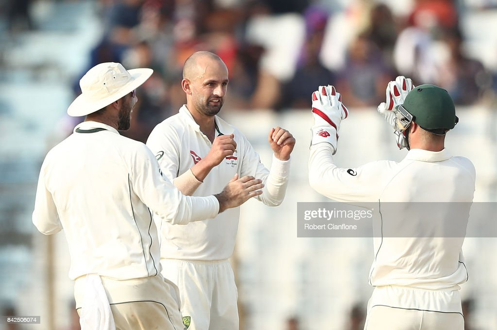 Bangladesh v Australia - 2nd Test: Day 1 : News Photo