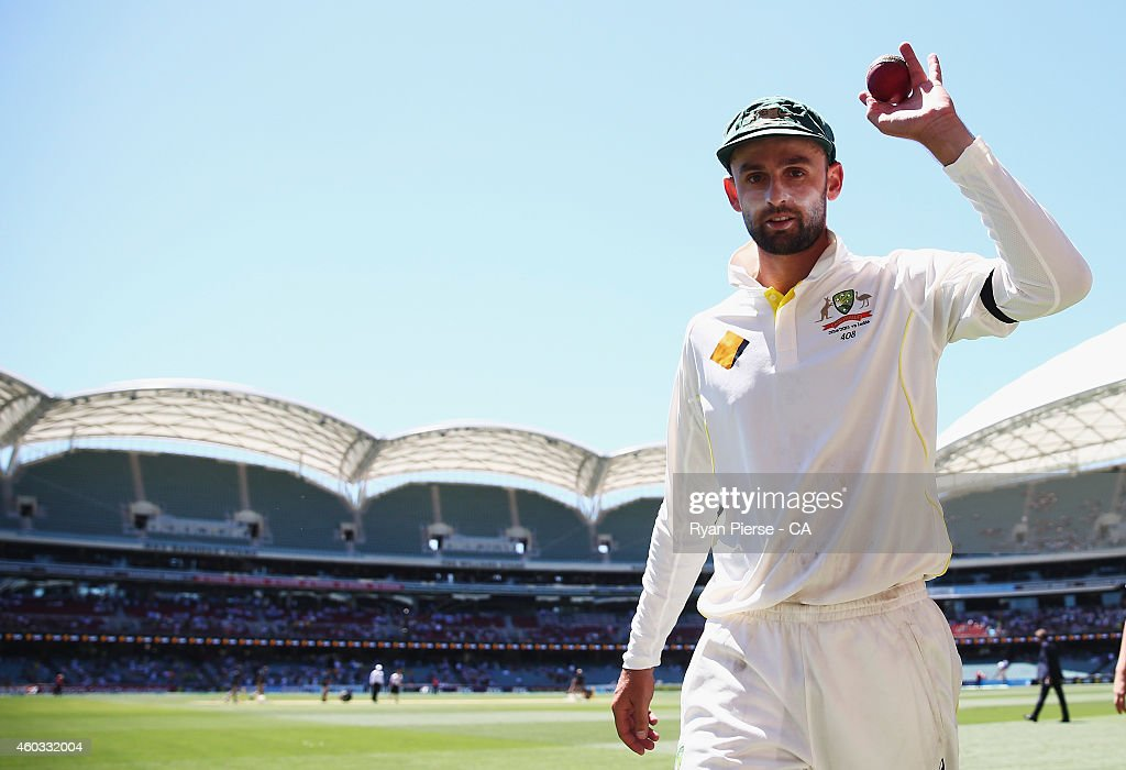 Australia v India - 1st Test: Day 4