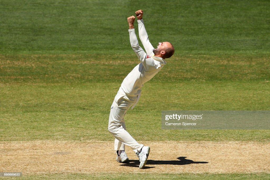 Australia v England - Second Test: Day 5