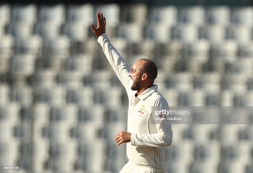 Bangladesh v Australia - 1st Test: Day 1 : News Photo
