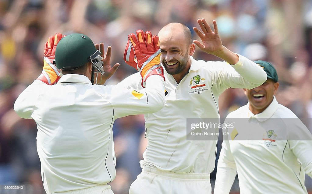Australia v Pakistan - 2nd Test: Day 1
