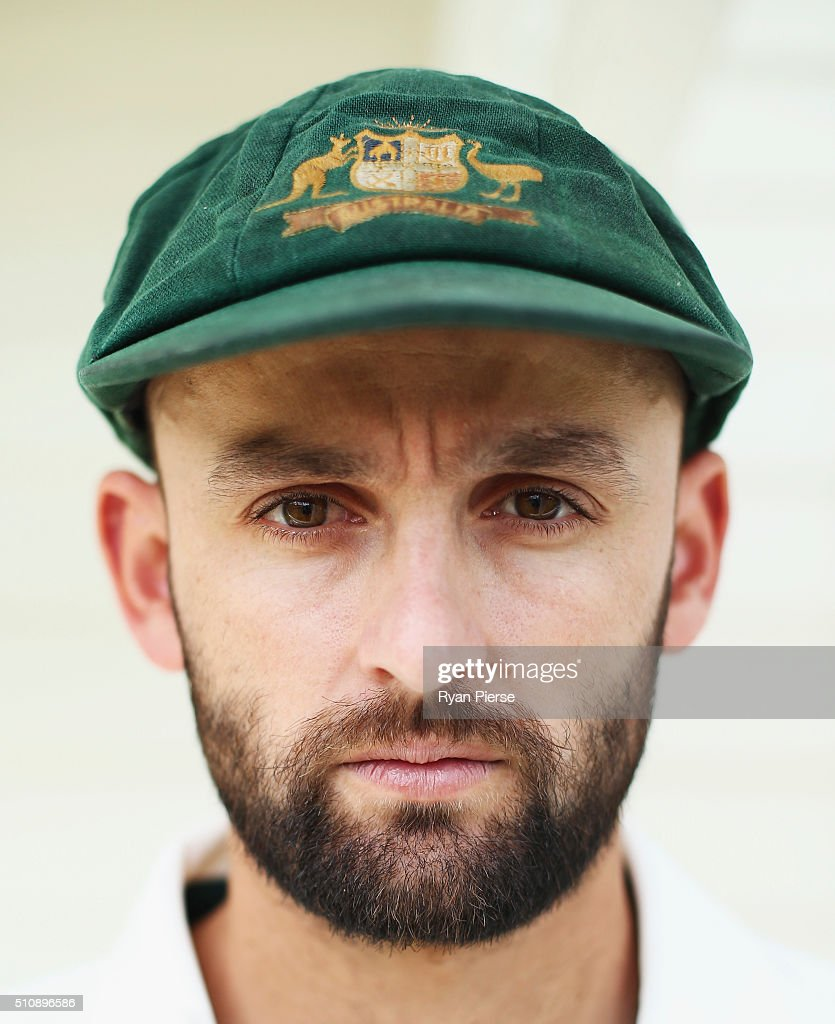 Nathan Lyon Portrait Session