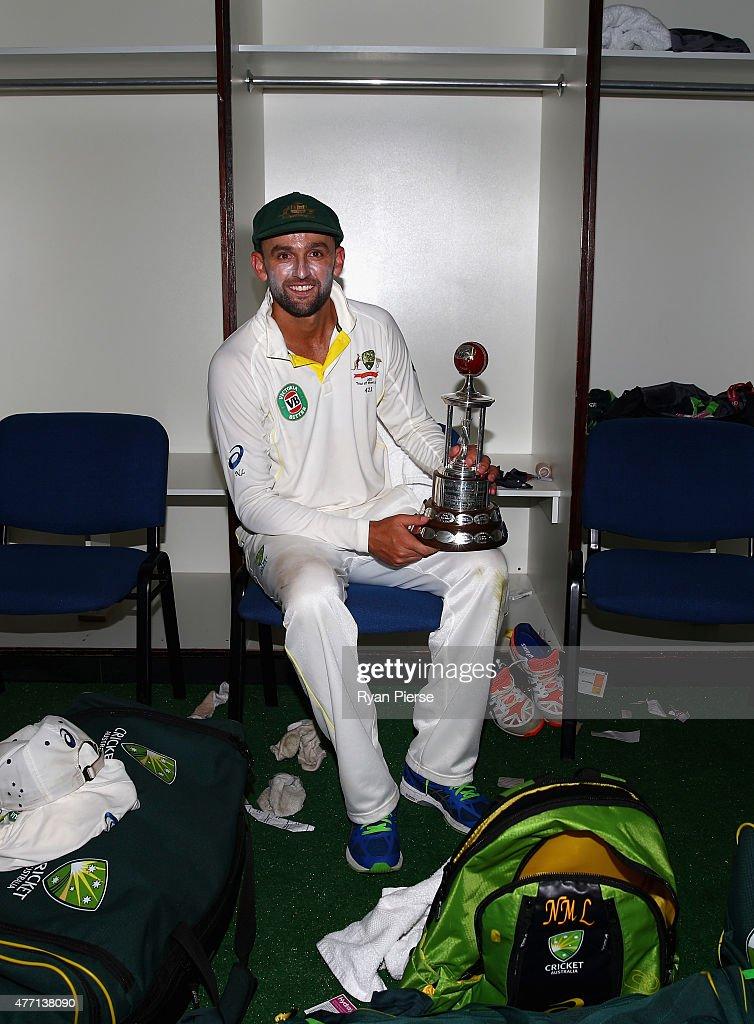 2nd Test - Australia v West Indies: Day 4