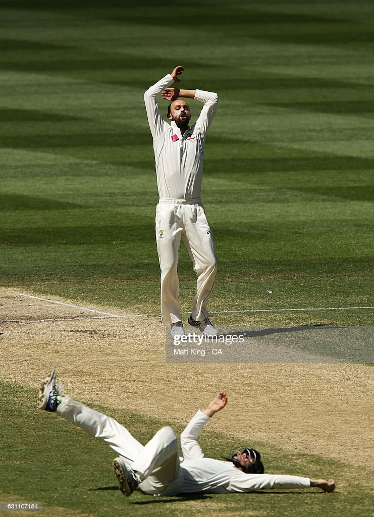 Australia v Pakistan - 3rd Test: Day 5