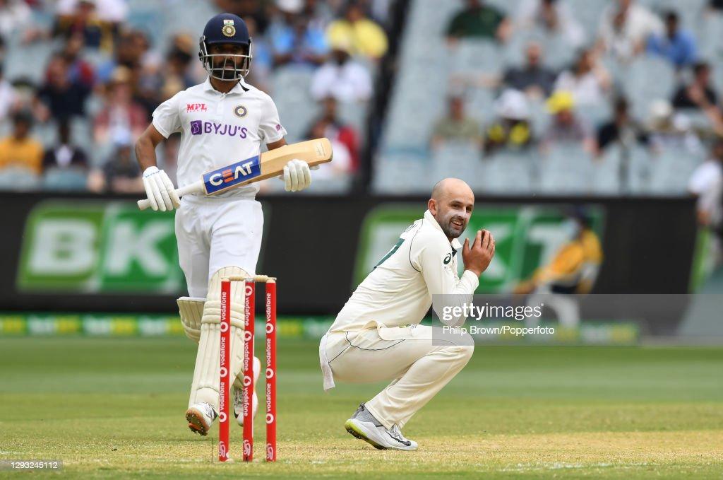 Australia v India: 2nd Test - Day 2 : ニュース写真