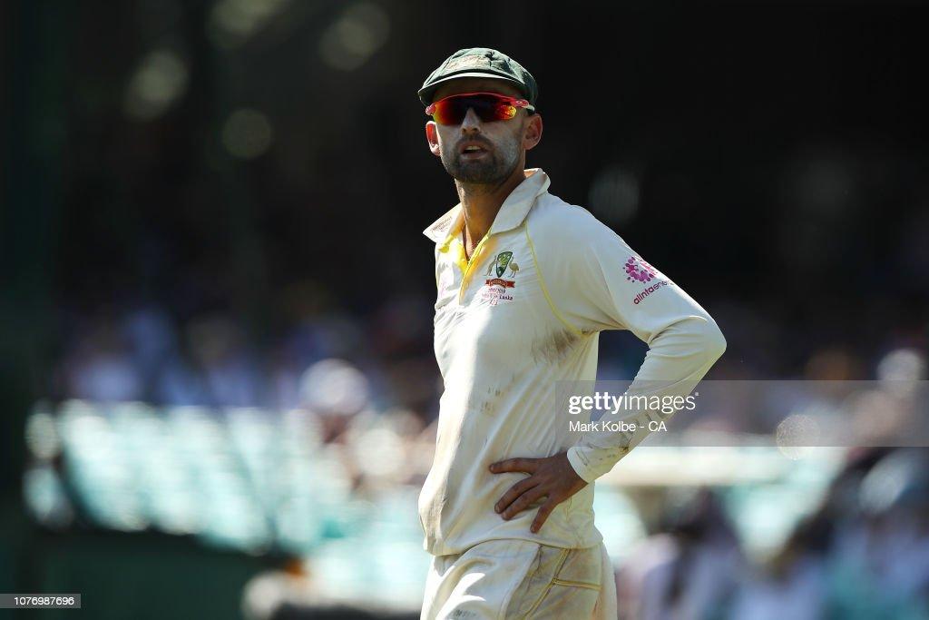 Australia v India - 4th Test: Day 2 : News Photo