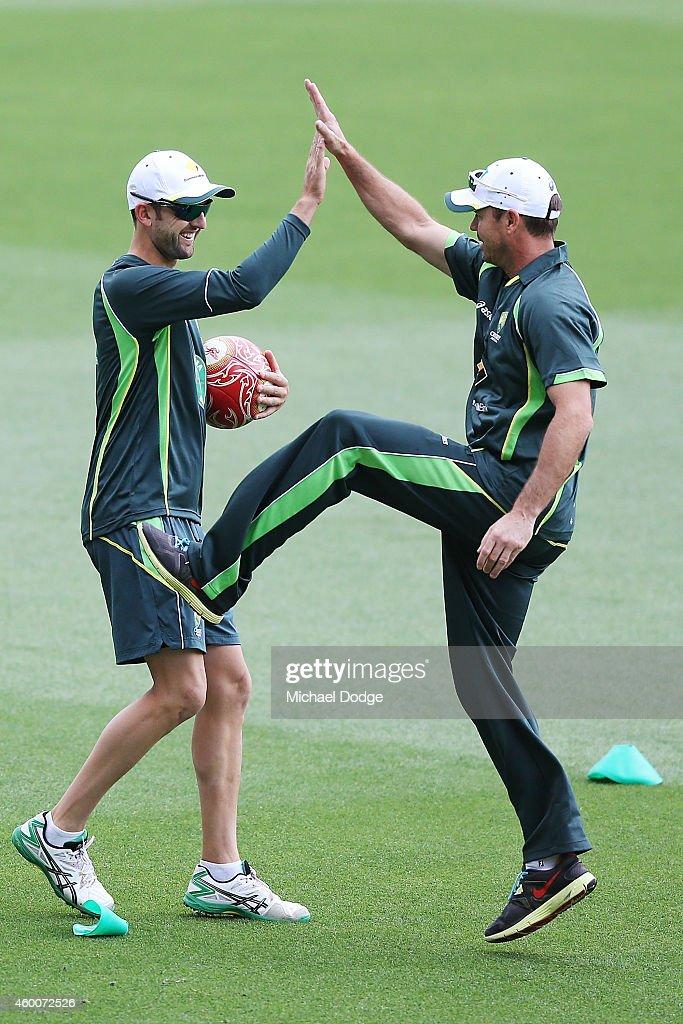 Australia Practice Session